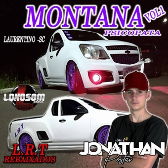 MONTANA PSICOPATA LRT - DJ JONATHAN POSTAI 2020
