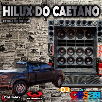 Hilux do Caetano