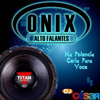 Onix Alto Falantes - Titan 4K