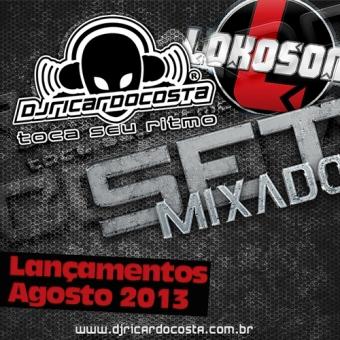 Set Mix Lançamentos Agosto 2013