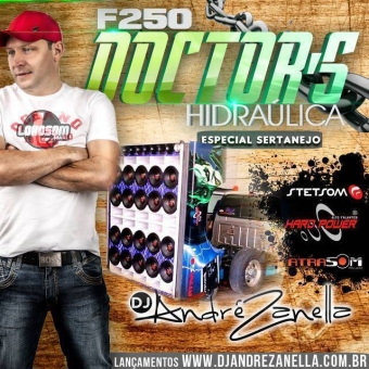 F250 Doctor's Hidráulica Especial Sertanejo