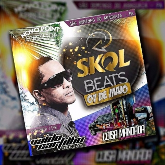 CD Skol Beats 1.0 2016 Sao Domingos do araguaiA-PA