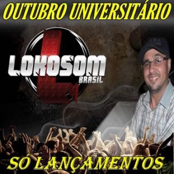 OUTUBRO UNIVERSITÁRIO SÓ LANÇAMENTOS