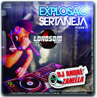 Explosão Sertaneja Volume 12