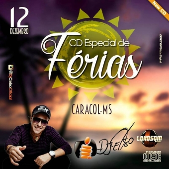 Especial De Férias by: DJ Celso