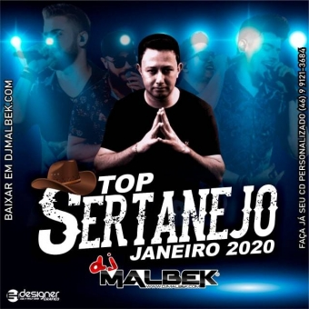AS TOP DO SERTANEJO JANEIRO 2020