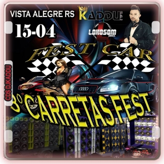 3°CARRETAS FEST - VISTA ALEGRE RS 15-04