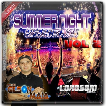 CD-SUMMER NIGHT VOL 2 2015 ESP ELECTRO