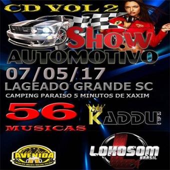 VOL2 SHOW AUTOMOTIVO LAGEADO GRANDE SC 07/05/17