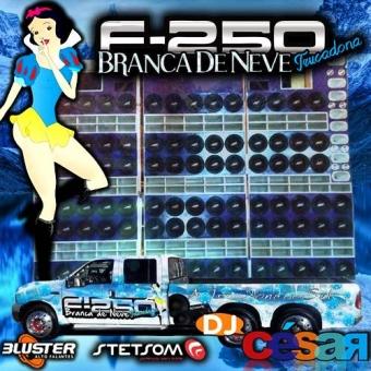 F250 Branca De Neve - A Trucadona Do Sul Do Brasil