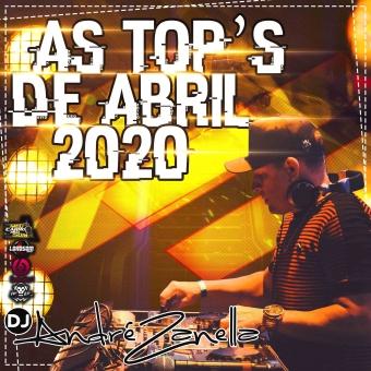 CD AS MELHORES DE ABRIL 2020
