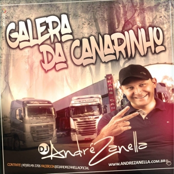 Galera da Canarinho ((Cd ao vivo Com Fala))