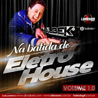 NA BATIDA DO ELETRO HOUSE VOL1