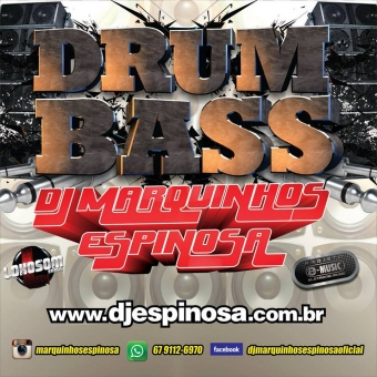 Drum N Bass 2015 by DJ Marquinhos Espinosa