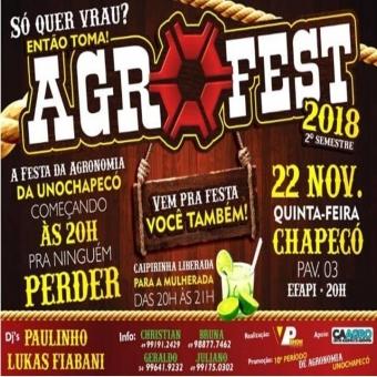 Agrofest 2ª Edição 2018