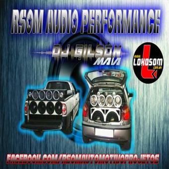 RSOM AUDIO PERFORMANCE ( FUNK BASS )