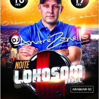 Noite Lokosom Space Night Club 2018