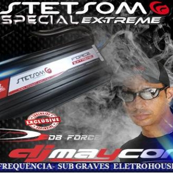 CD - STETSOM ESPECIAL FORCE ONE ( EXTREME)