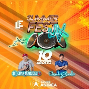Summer Fest Mix Especial 1 Ano
