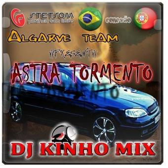 CD Astra Tormento Vol.1 Dj Kinho Mix