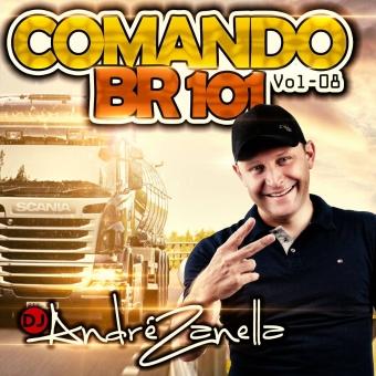 Comando BR 101 Volume 8 ((Ao vivo com falas))