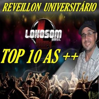 REVEILLON UNIVERSITÁRIO TOP 10