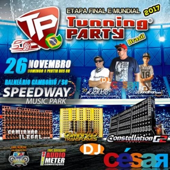 Final Tunning Party Brasil 2017