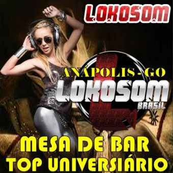 MESA DE BAR TOP UNIVERSITÁRIO