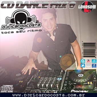 Cd Dance Mix Vol. 08