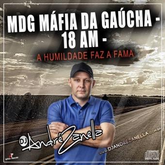 MDG Máfia da Gaucha (Cd ao vivo com Fala)