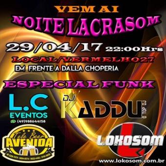 NOITE LACRASOM 29/04/17 CHAPECÓ SC VERMELHO27