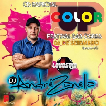Festival Das Cores Up Color