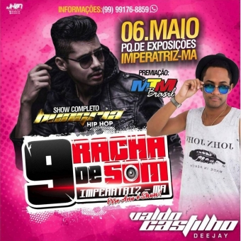 CD 9°EDIÇAO RACHA DE SOM IMPERATRIZ-MA