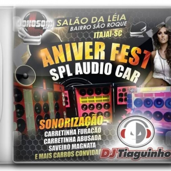 Aniver Fest SPL Audio Car
