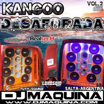 KANGOO DESAFORADA VOL2