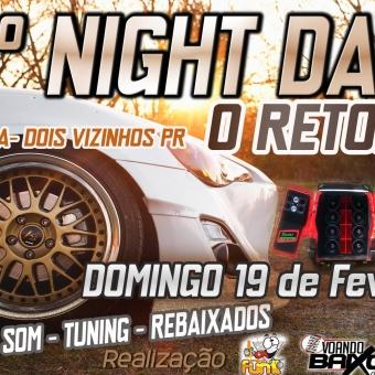 NIGHT DAY O RETORNO @ DOIS VIZINHOS PR