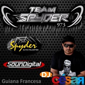 Team Spyder 973 - Guiana Francesa