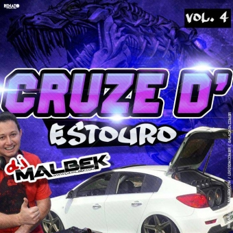CRUZE D ESTOURO VOL4