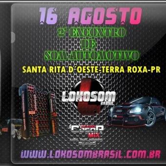 2° ENCONTRO DE SOM - SANTA RITA D´OESTE - TERRA ROXA-PR