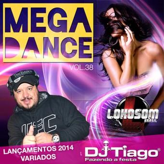 Mega Dance 38 - Lançamentos 2014