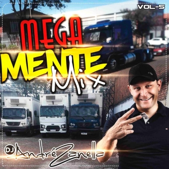 Megamente Mix Volume 5 ((Ao vivo))