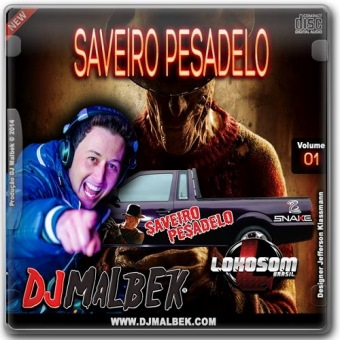 Saveiro Pesadelo Vol. 01 (mega Mix)