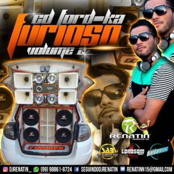FORD-KA FURIOSO VOLUME 2 - DJ RENATIN