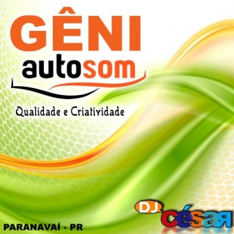 Geni Auto Som - Volume 01