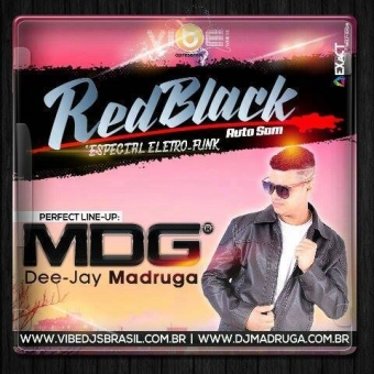 RedBlack Auto Som Eletro-Funk 2015