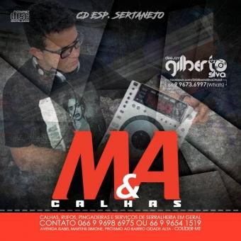 CD M & A CALHAS - COLÍDER-MT