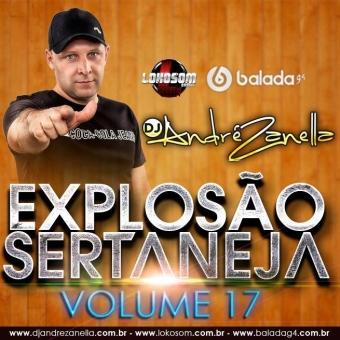 Explosão Sertaneja Volume 17 Lançamentos