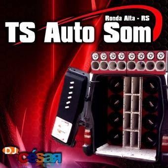 TS Auto Som - Gravão