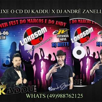 NIVER FEST MARCOS 16-06 DJ KADDU E DJ ANDRÉ ZANELLA