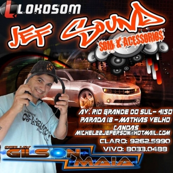 CD-JEF SOUND CANOAS